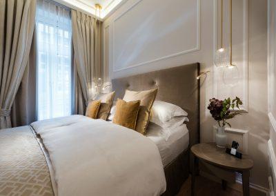 Excelsior Hotel Ernst Schlafzimmer