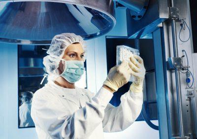 Tablettenproduktion